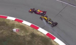 Palmer riled by Verstappen's lack of respect in 'silly' crash