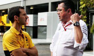 McLaren's Boullier expecting a race win in 2018