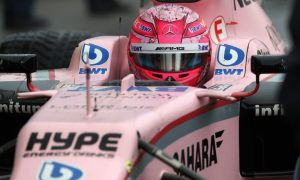 Ocon eyeing opportunity to 'shake things up' in Abu Dhabi
