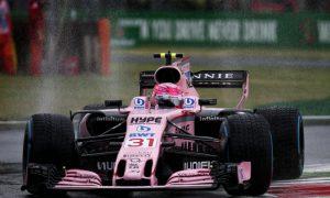 Ocon pushing for maiden podium finish