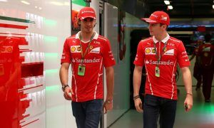 Ferrari mulling a full junior driver 2018 line-up at Sauber