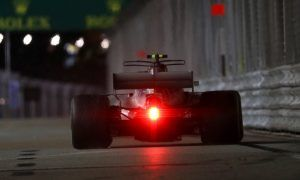 Hamilton: '2017 car won't improve by the end of the season'