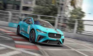 Jaguar launches I-PACE support series for Formula E