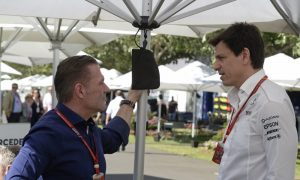 Jos Verstappen presses on with Mercedes, but why?