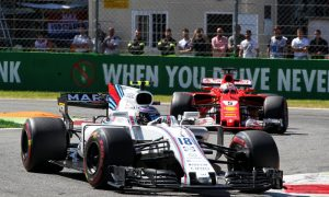 Stroll happy with another confidence-building race and P7