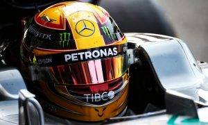 Mercedes and Hamilton on top at Monza for FP1