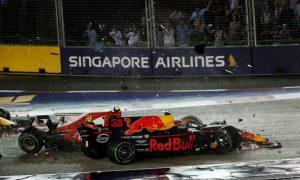 Verstappen baffled by Vettel maneuver at start