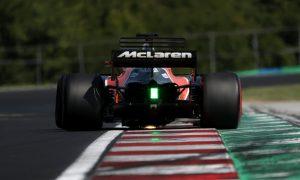 McLaren dans le rouge pour l'exercice 2016
