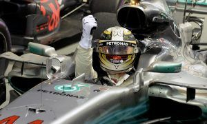 Wolff not allowing complacency to creep in at Mercedes