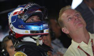 Palmer turns away big bucks to leave Renault early!