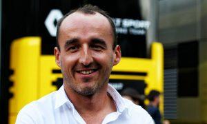 Kubica still optimistic on F1 comeback chances