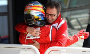 Domenicali: 'Alonso needs to get it right, he deserves it'