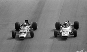 The greatest Grand Prix finish of all time?