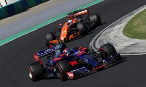 Toro Rosso commits to multi-year agreement with Honda