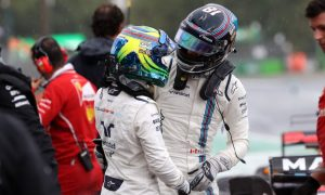 Massa to Stroll: 'Just go for it, man!'