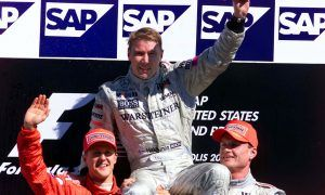 Mika Hakkinen's ultimate and emotional F1 win