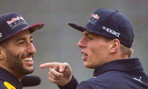 """Ricciardo : """"De tous mes équipiers, Max est le plus coriace"""""""