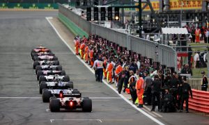 The Italian GP starting grid - including penalties