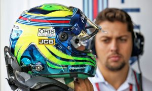 Massa upbeat after better Friday for Williams