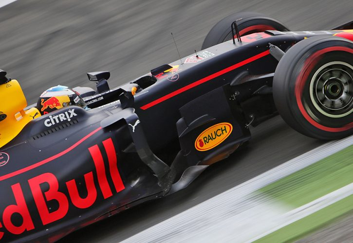 Daniel Ricciardo, Red Bull Racing, Italian Grand Prix