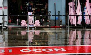 Heavy rain thwarts final Italian GP practice