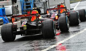 Penalty-hit Red Bull proves a point in Monza qualifying