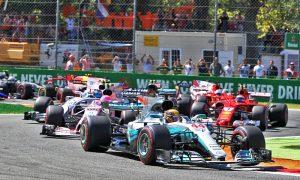 Hamilton breezes to easy victory in Italian Grand Prix