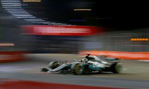 Solid day for Hamilton, but Bottas has 'work to do'