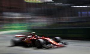 Ferrari feeling frazzled after Friday practice slump