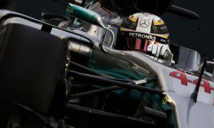 Hamilton still upbeat: 'It's a marathon, not a sprint'