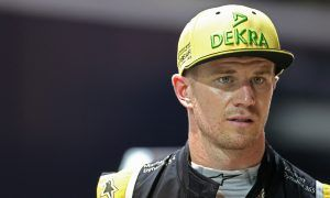 Hulkenberg: 'Seventh is pole in our world'