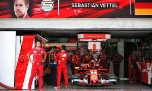 Vettel planning to take new power unit elements