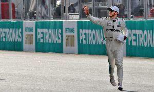 'We had no idea how it was going to go' - Hamilton