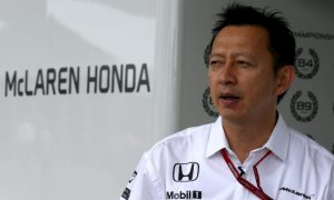 Hasegawa departs F1 in Honda reshuffle