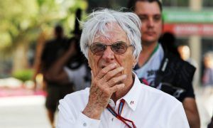 Ecclestone: 'They don't want me to come to races!'