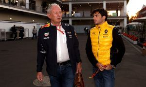 Sainz focused on the present, dismisses potential Red Bull recall