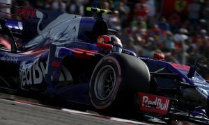 Kvyat puts in a well-timed impressive performance