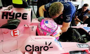 Under the weather Ocon may be in for a struggle