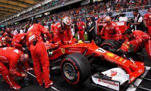 Ferrari targeting quality control improvements - Binotto