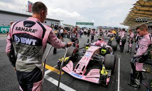 Rivals blast the track and Force India isn't happy!