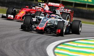 Halo won't lead to production delays, insists Haas' Steiner