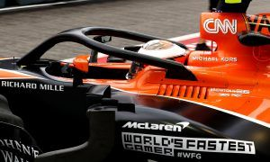 Formula 1 - a 'gladiatorial' sport - wants to rename the Halo!