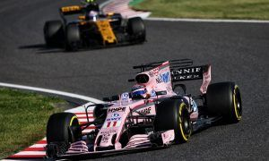 Perez agrees with team's decision to keep him behind Ocon