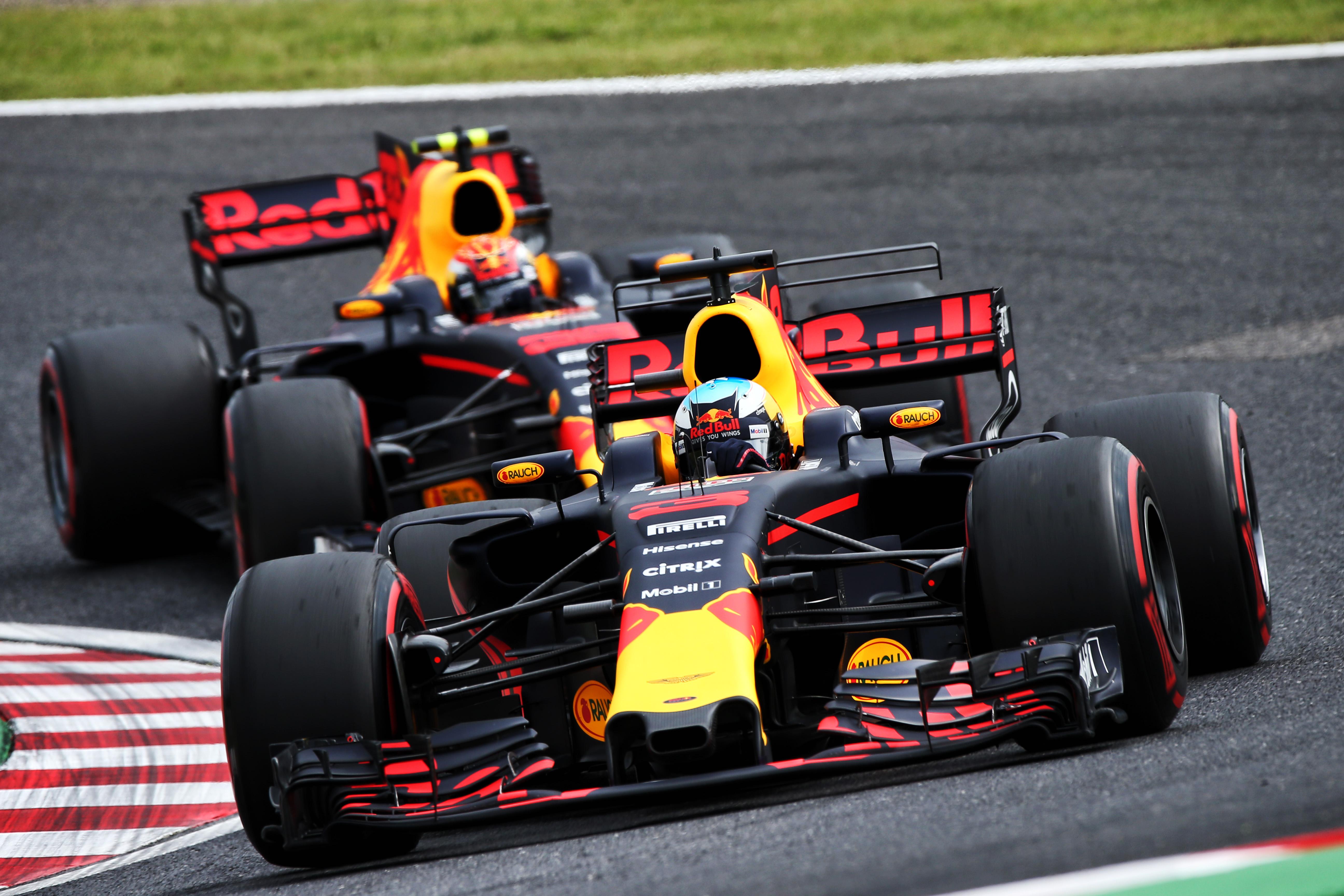 F1 - Verstappen favori à Suzuka ?