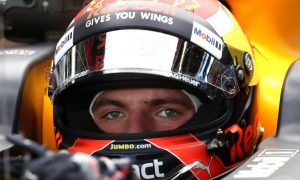 Verstappen unsure set-up choice will prove successful