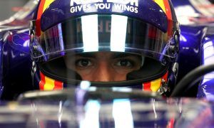 Sainz on why he owes everything to Toro Rosso
