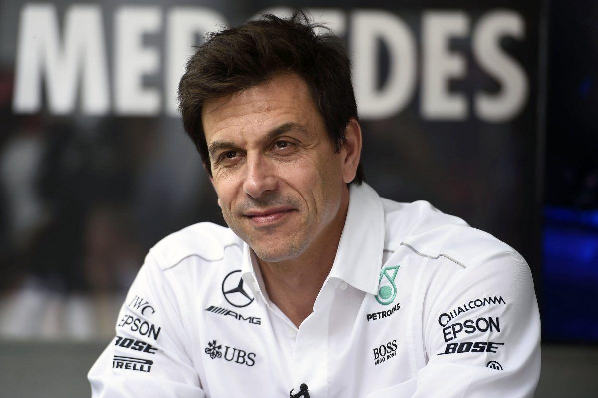 Toto Wolff, Mercedes team principal