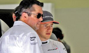Vandoorne is over his early struggles, says Boullier