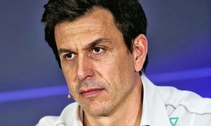Wolff feeling 'down' as rivals outpace Mercedes