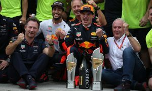 Malaysia GP: Sunday's action in pictures